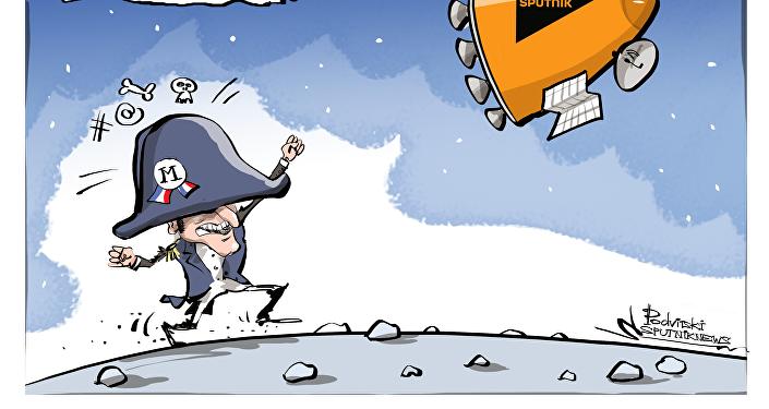 Inercia antirrusa de Macron