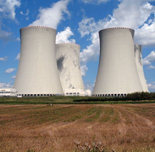 Planta nuclear (imagen referencial)