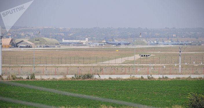 La base aérea de Incirlik