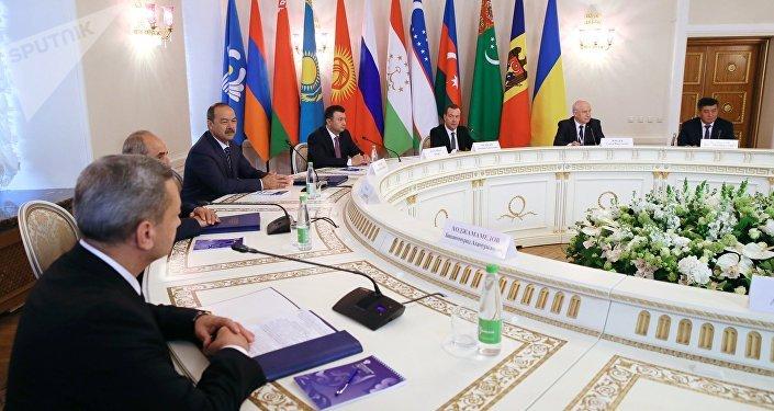 Consejo de jefes de Gobierno de los países de CEI (archivo)