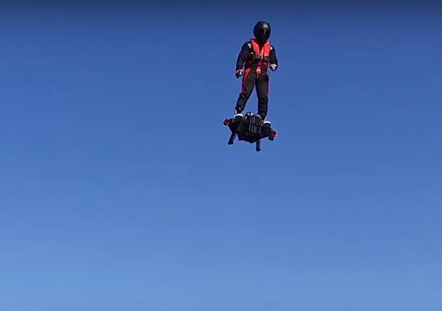 Tabla voladora