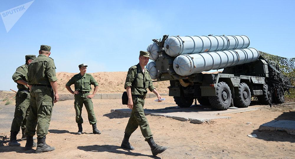 Sistemas de misiles antiaéreos S-300