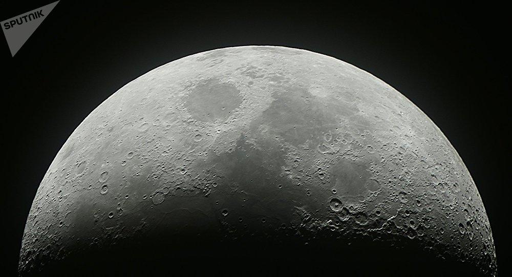 Rusia puede construir estación lunar en cooperación con China                Sputnik  Vladimir Sergeev