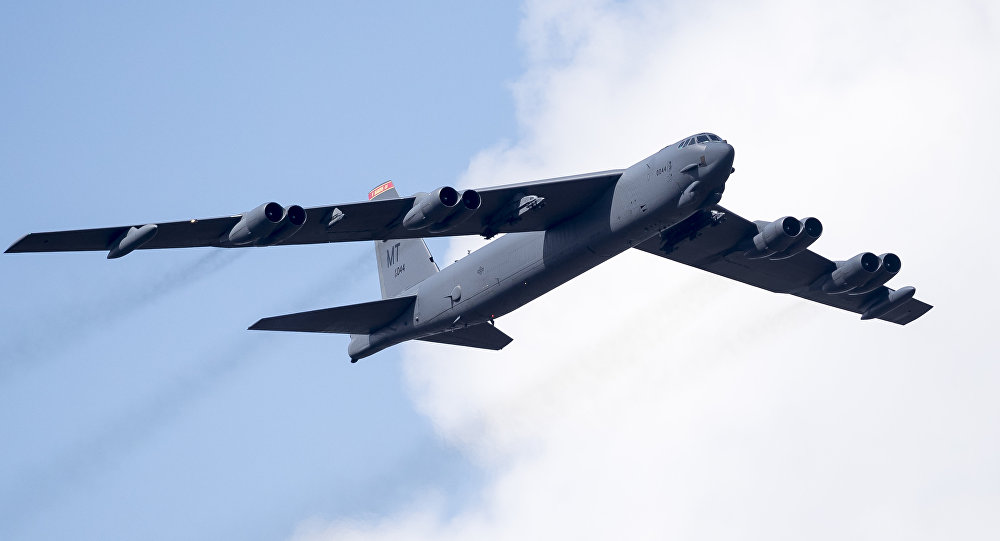El B-52 Stratofortress