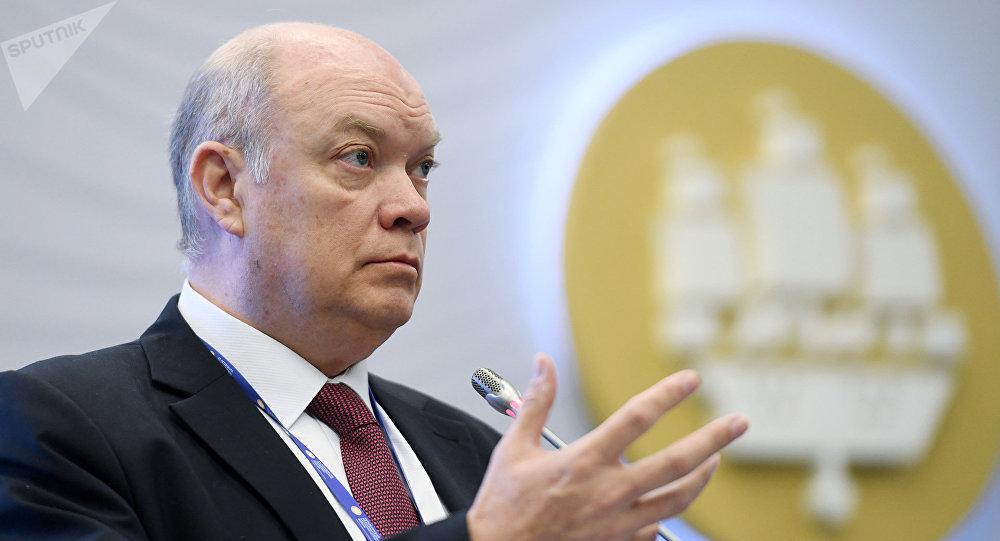 Rodrigo Malmierca, el ministro de Comercio Exterior e Inversiones Extranjeras de Cuba