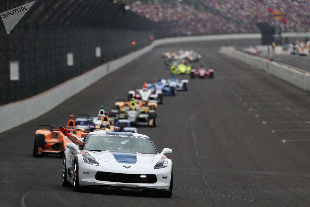 Carrera de las '500 Millas de Indianápolis'