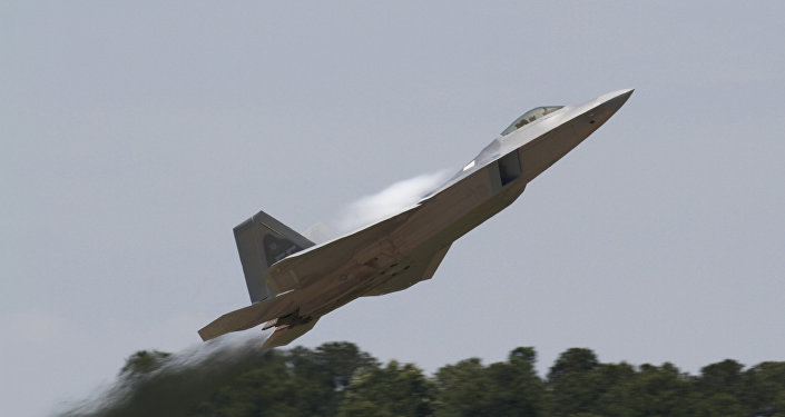 F-22 (archivo)