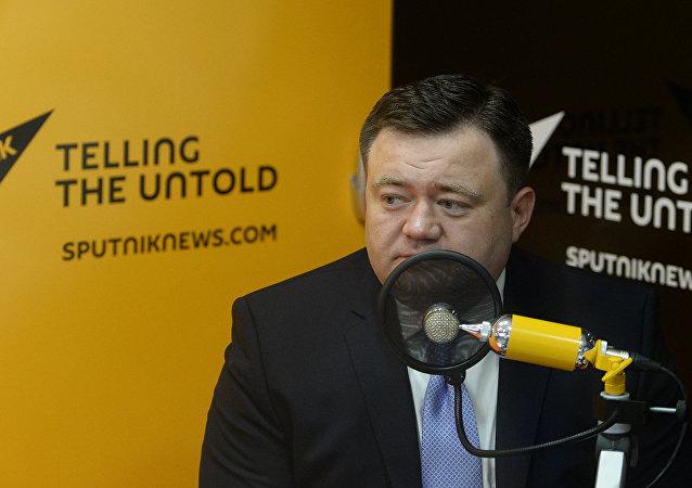 El director general del Centro de Exportaciones de Rusia, Piotr Fradkov