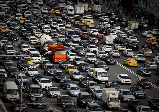 El tráfico (imagen referencial)