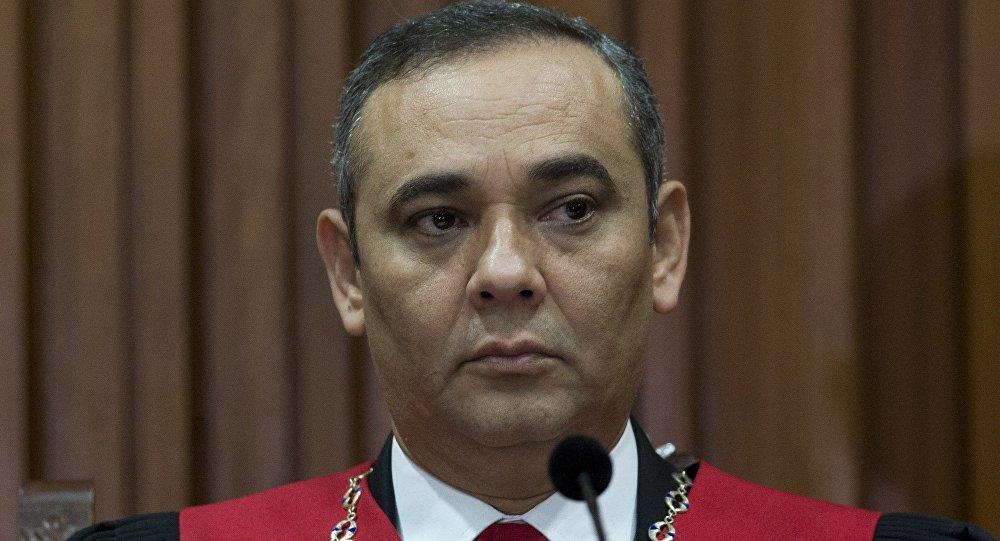 Mientras más golpes nos dan, tendremos mayor fortaleza #02Jun — Magistrado Maikel Moreno