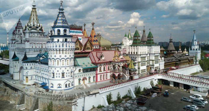 La belleza de Moscú, al detalle