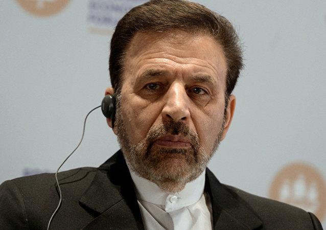 Mahmud Vaezí, ministro iraní de Comunicaciones y Tecnologías de la Información