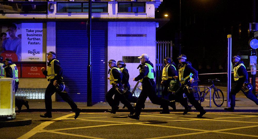 Policía declara ataque terrorista en Londres