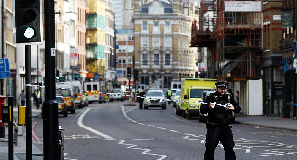 ISIS reivindica atentado en Londres — MÉXICO