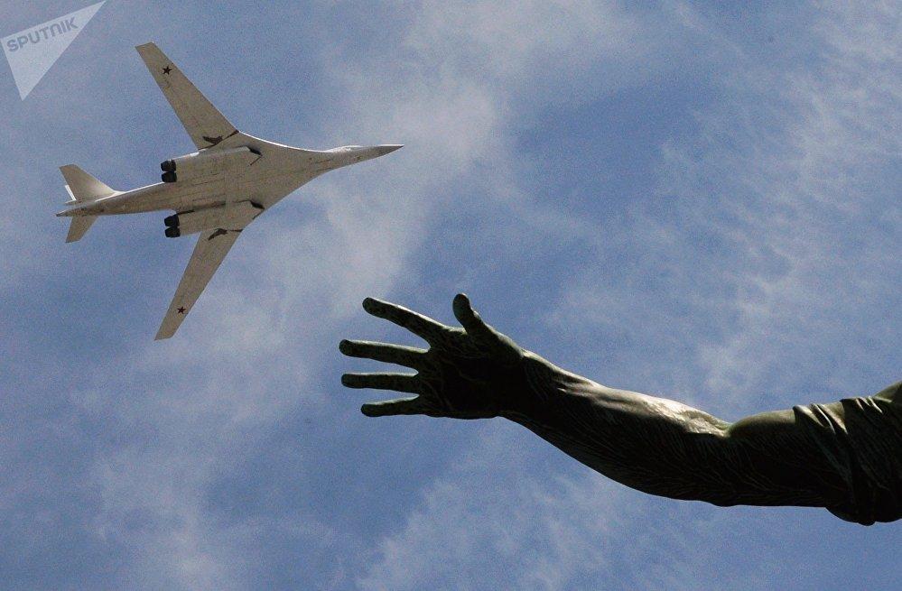 Tupolev Tu-160 (Blackjack para la OTAN)