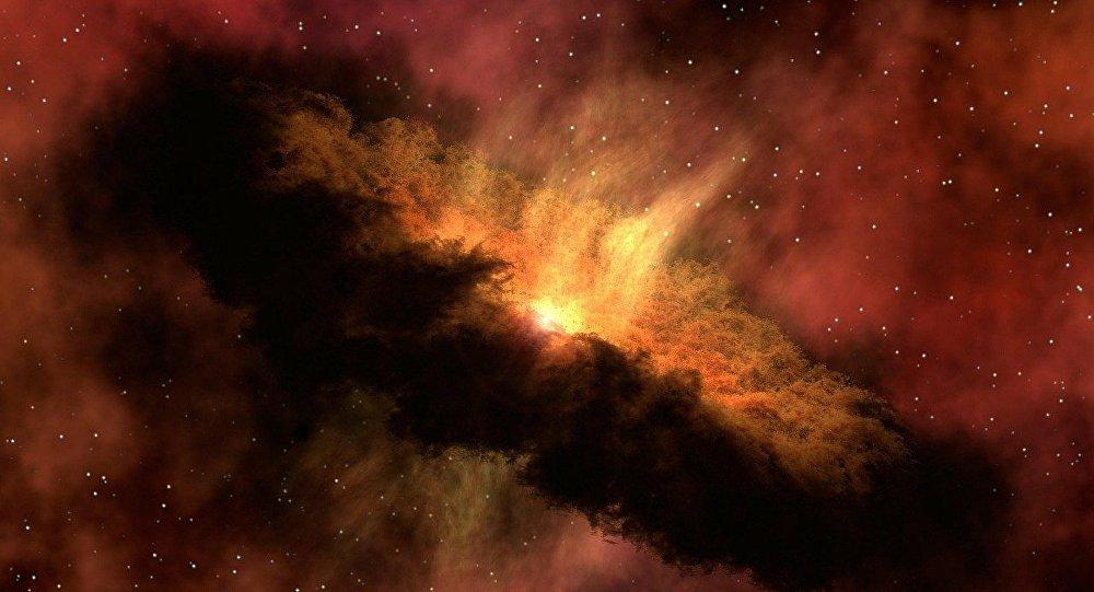 Espacio (imagen ilustrativa)