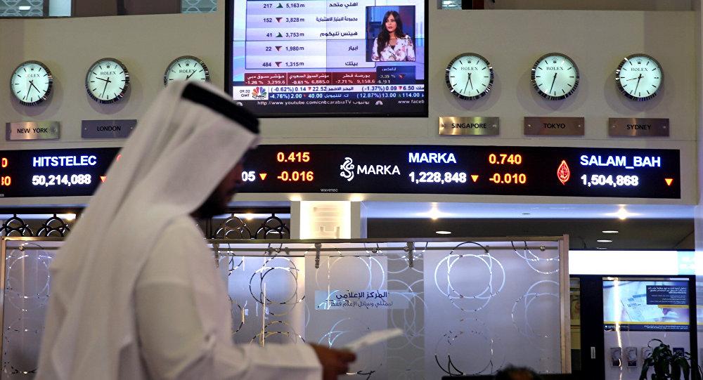 La bolsa en Dubái