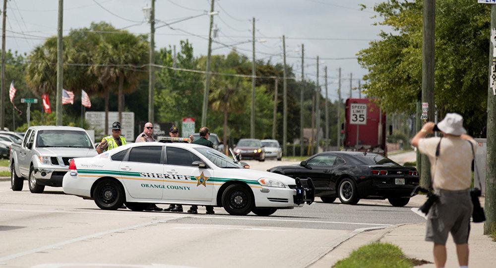 ¡Terror en Orlando! Tiroteo en zona industrial deja varias personas fallecidas