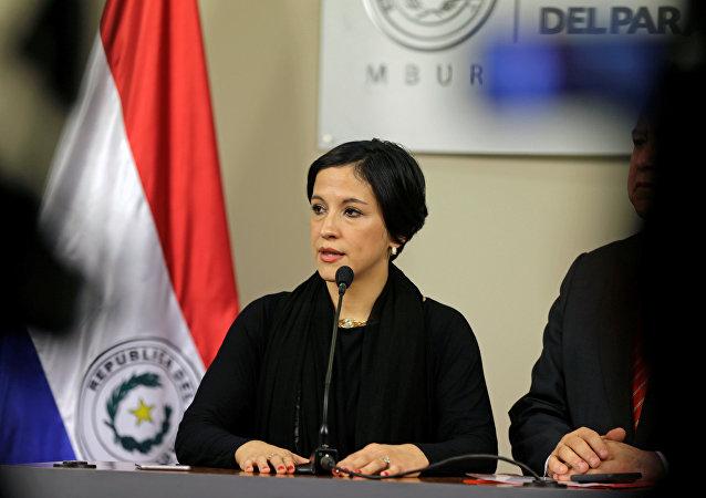 Lea Giménez, nueva ministra de Hacienda de Paraguay