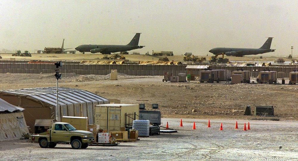 Base militar estadounidense (archivo)