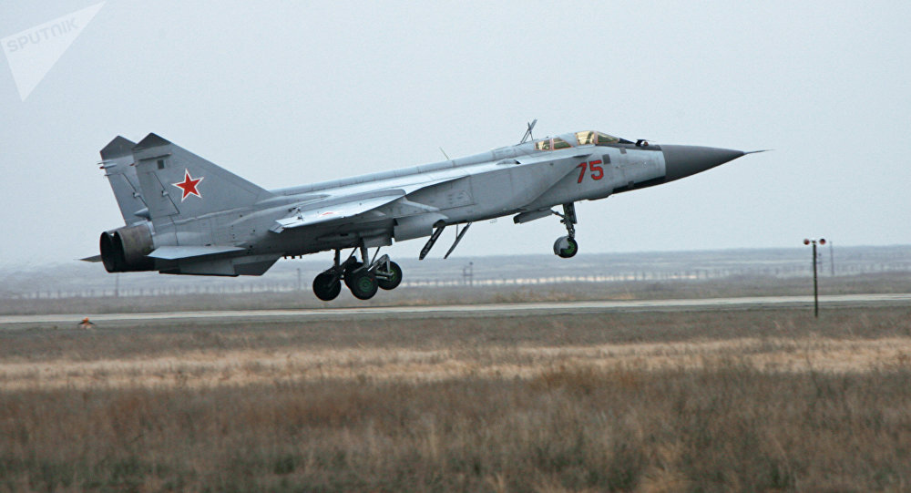 Resultado de imagen para MiG-31