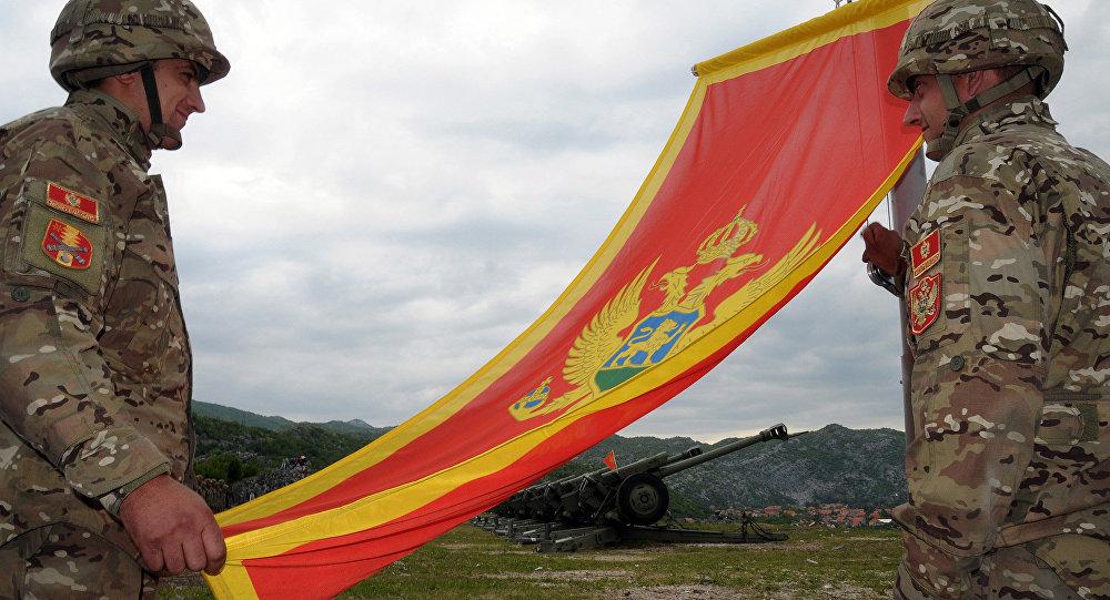Soldados montenegrinos (archivo)