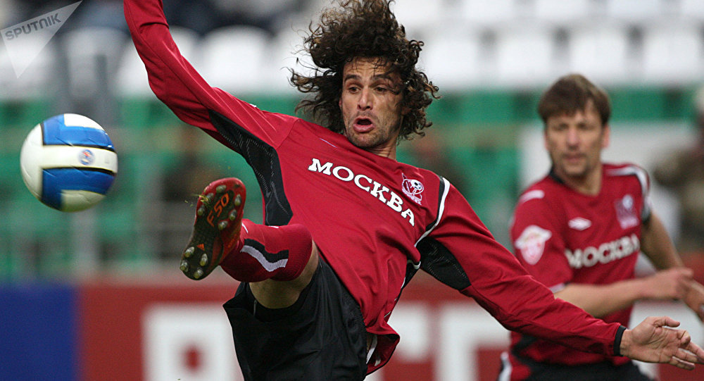 Héctor Bracamonte, exfutbolista argentino