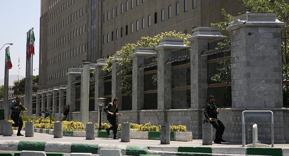 Situación en Teherán