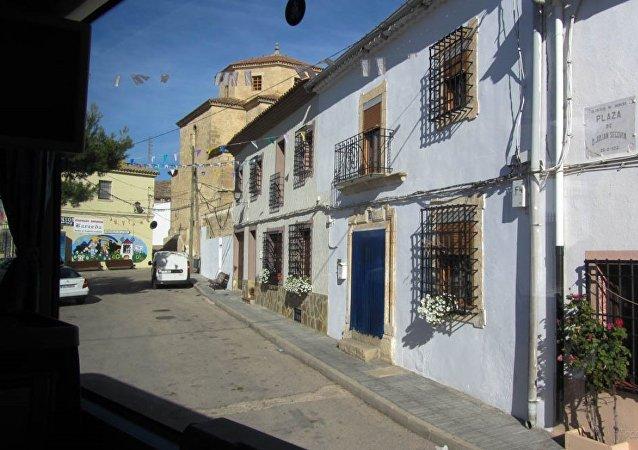 Viviendas en España (imagen referencial)