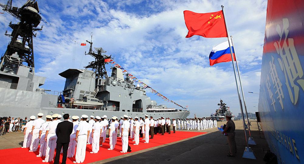 Las relaciones entre China y Rusia