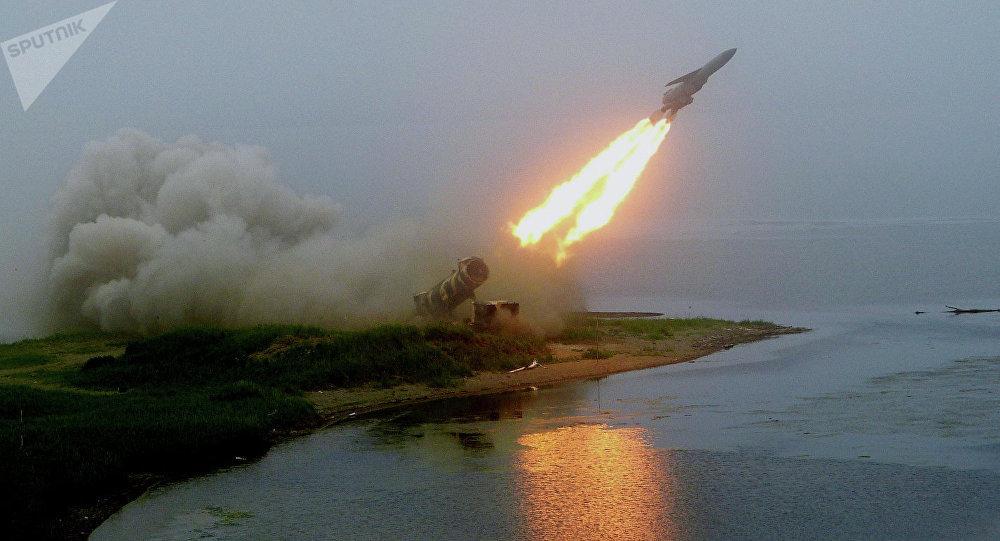 Sistema de defensa costero Redut