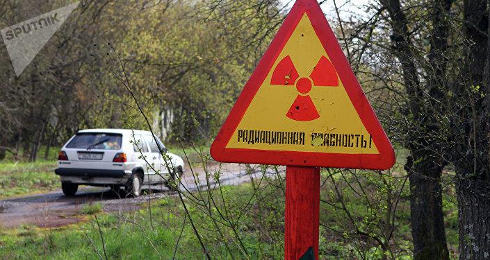 Zona de exclusión alrededor del reactor nuclear de Chernóbil