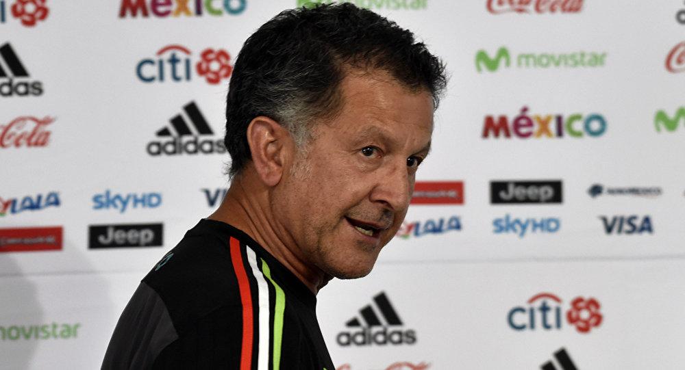 Juan Carlos Osorio, Director técnico de Selección mexicana de fútbol