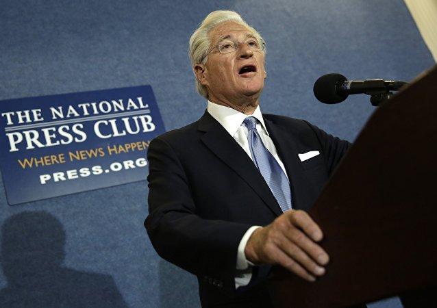 Marc Kasowitz, abogado del presidente de EEUU, Donald Trump