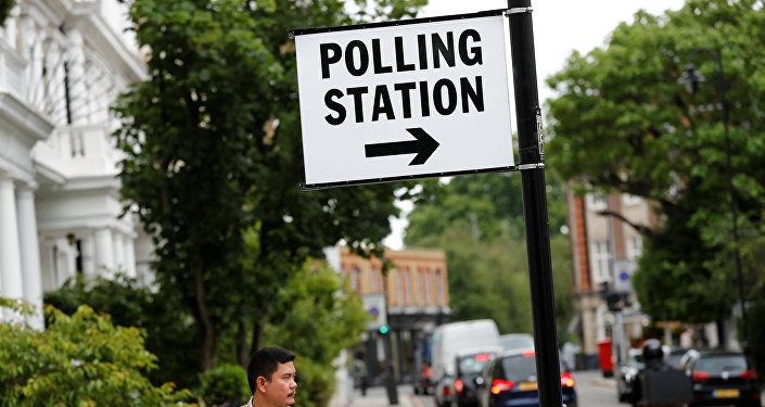 Elecciones generales en Reino Unido