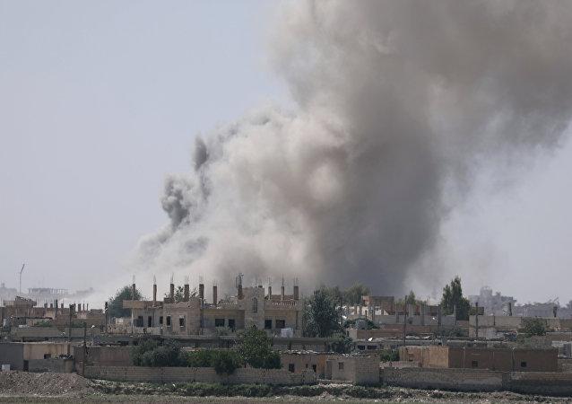 Al Raqa, Siria