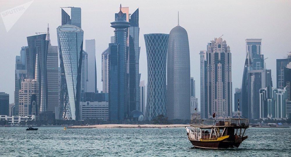 Doha, la capital de Catar (archivo)