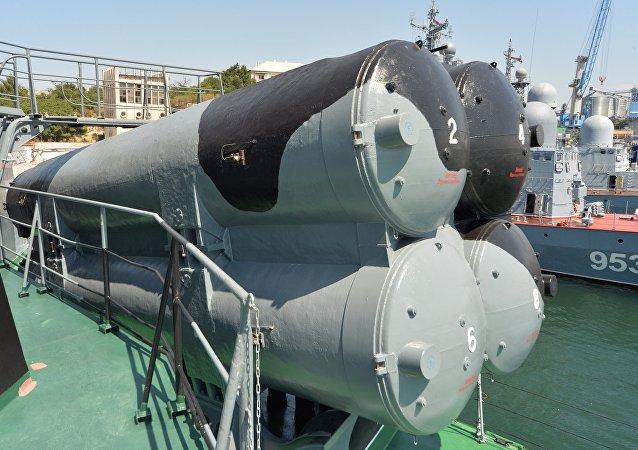 Los misiles Kalibr (archivo)