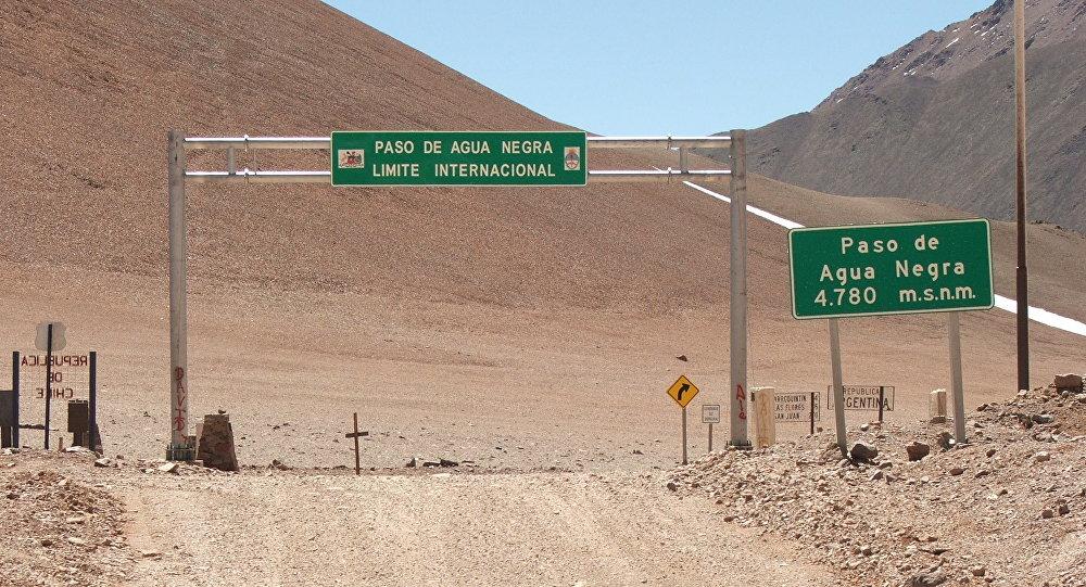 Paso de Agua Negra, donde se construirá el túnel más largo de América Latina
