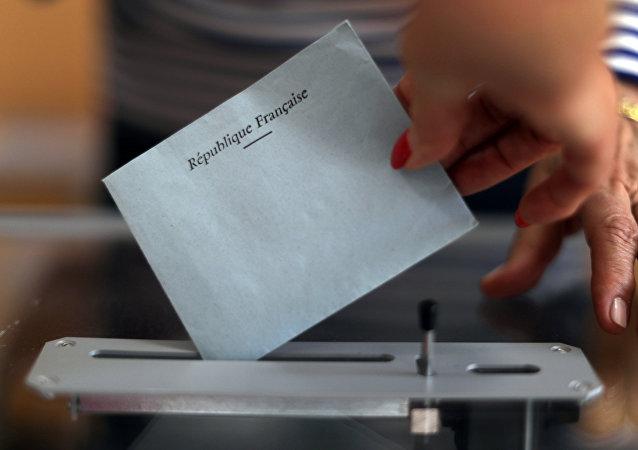 Elecciones generales en Francia