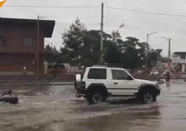 Inundaciones (captura de pantalla)