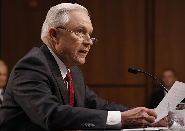 Jeff Sessions, fiscal general de EEUU