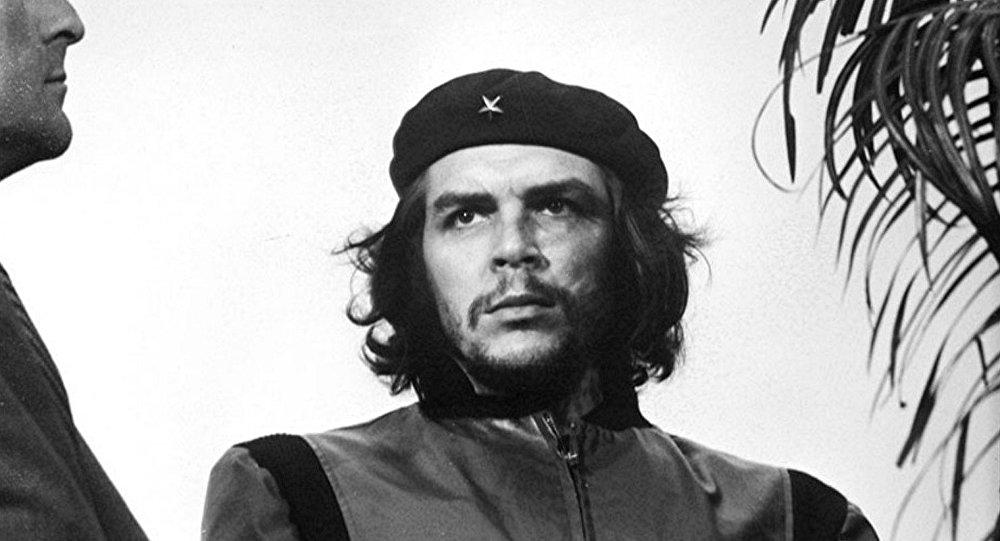 Comandante Ernesto Che Guevara, revolucionario cubano (archivo)