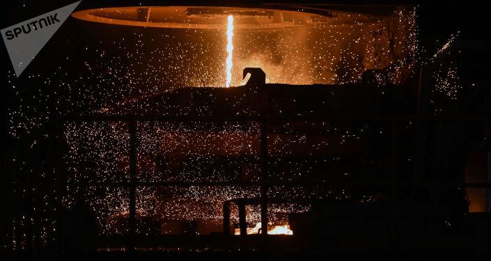 Industria argentina utilizó en agosto el 67,3% de su capacidad