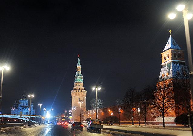 Kremlin de Moscú (archivo)