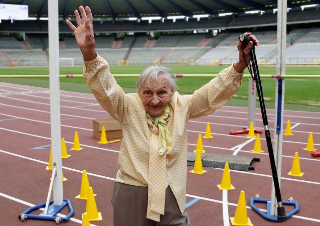¡Aún nos queda pólvora! Los atletas de la Olimpiada para mayores compiten en Bruselas