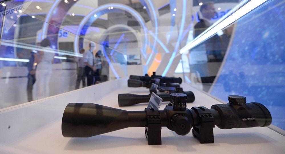 Las tecnologías rusas de caza