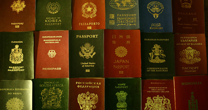 Pasaportes (imagen referencial)