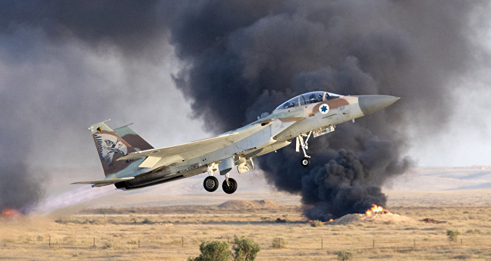 Daños materiales por ataque israelí contra posición militar siria, según ONG