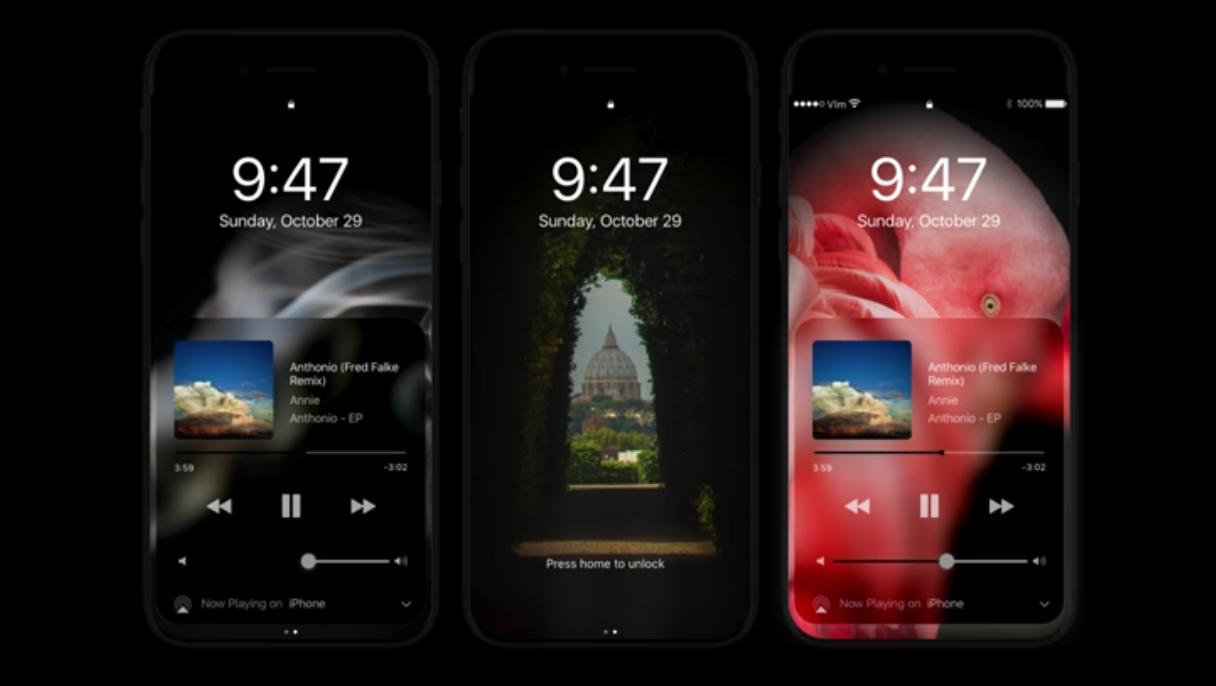 El diseño conceptual del próximo Iphone 8